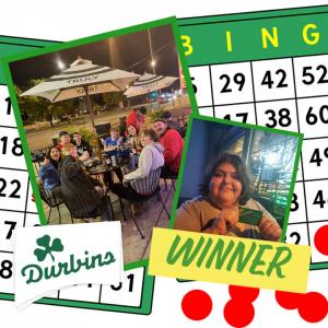 2020 Bingo at Durbin's with EPCC