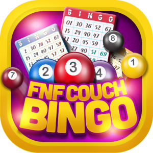 Logo for Free and Fun Couch Bingo game
