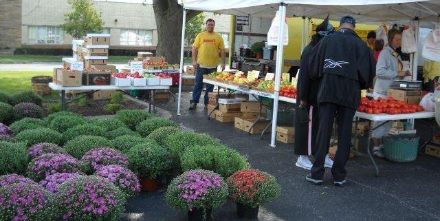Evergreen Park Farmers Market