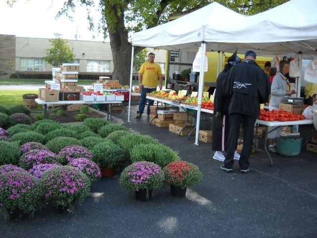 Evergreen Park Farmers Market