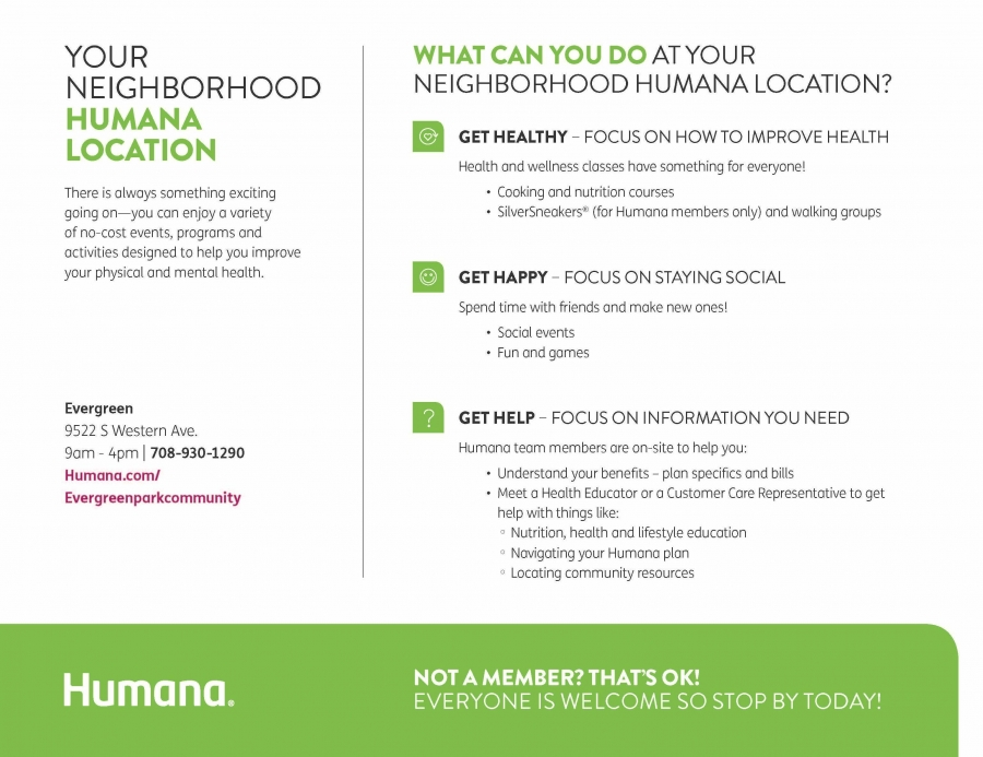 Overview of Humana Health Programs